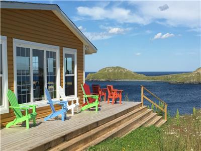 Puffin Apt, sleeps 2-4, St. Michael's/Bauline East (one of three units in Whale Watcher House)