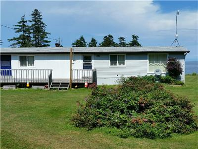Secluded Oceanfront Cottage with 200ft beach frontage & 2+ acres