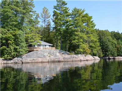 Rockview Cottage on Big Hawk Lake in Haliburton