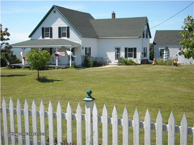Ocean Front Home on 2+ acres, Updated, Fully Furnished - Plus a Guest House!!!!