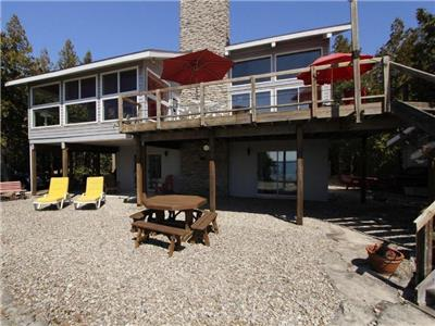 Clearwater Cottage - Your Private Waterfront Vacation Rental in Tobermory, Ontario