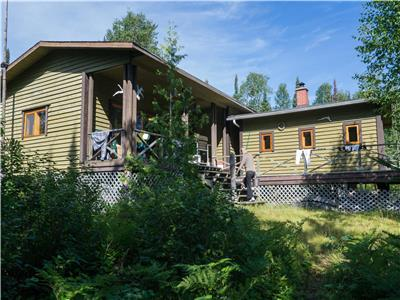 Chapleau Ontario Serviss Lake Waterfront Cottage