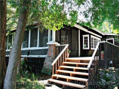 OCR - Wan-Da-Wa Cottage (F175) Near Peninsula Lake, Huntsville, Muskoka, Ontario