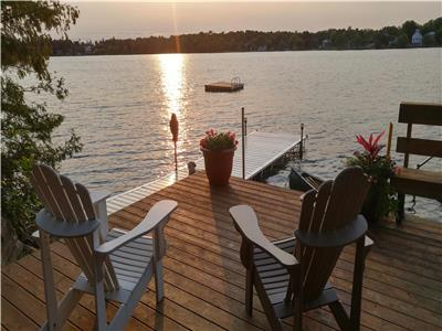Calabogie Lake - Large Upscale Home - Major's Landing