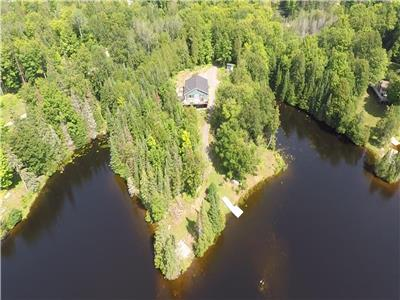 New Waterfront Listing on Centennial Lake 5015 Centennial Lake Road