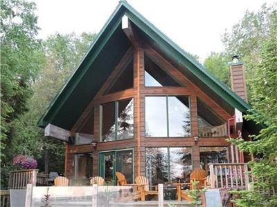 Bruce Peninsula Waterfront Dream Chalet November Special 1200 per weekend!