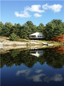North of the 46th, four season, waterfront, French River