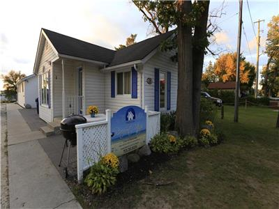Beach1 - Riverfront Cottage #1 - Wasaga Beach