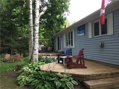 Birch Lodge (Beach Life Cottage Rentals) RESERVATIONS FOR 2020 NOW BEING ACCEPTED!