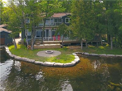 Balsam Lake Fitzgeralds Landing - Lovely Executive Family Cottage 2 hours from the GTA