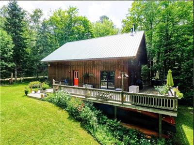 Woody Pines Paradise - 2.5 hours from Toronto - Hot Tub - Sauna - Secluded - Wifi - BBQ - Fire Pit