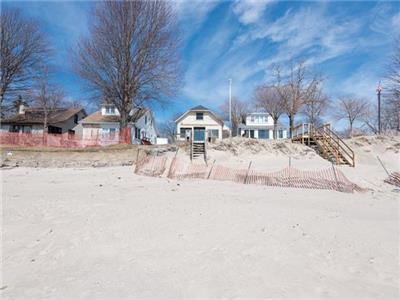 Long Beach Waterfront, Sand Beach, 3 bedrooms, Lake Erie