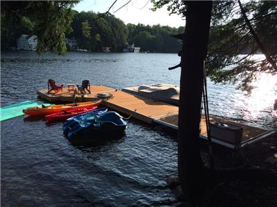 WOODROFFE BAY, Lake Joseph - Don't miss out - only 1 week left in August!