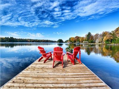 THE CAMP, Lake Muskoka -  Large completely stunning cottage for multi-families to vacation together!