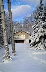 Birchview - Bay Lake Cottage Rental - Huntsville, Ontario.