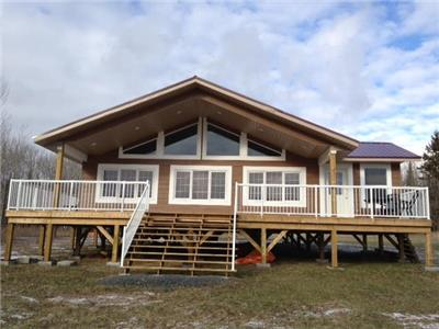 Lake Front Cottage-Amazing Views & Very Private, Ward Island, Lake of the Woods