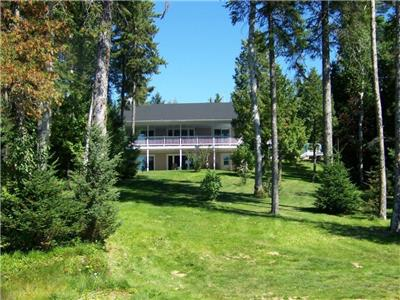 Beautiful cottage located in Baie McAdam, Laniel