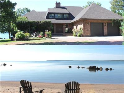 JEWEL OF THE NORTH CHANNEL ***SERIOUSLY...LOOK AT THIS PRICE*** 1600 FEET OF LAKE HURON WATERFRONT