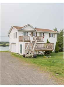 Beautiful waterfront property for sale. Great income potential