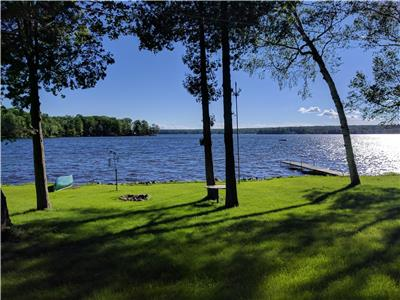 Beautiful Upper Buckhorn Waterfront - New listing/Special Rates for bookings made by Dec 31
