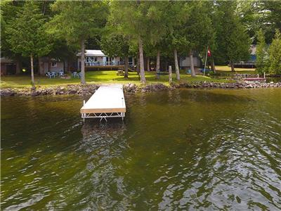 Buckhorn Lake Petite Baie Cottage