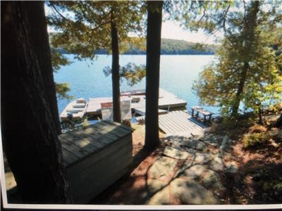 Whispering Pines Prestigious Redstone Lake