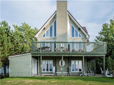 Beachfront House in Shediac