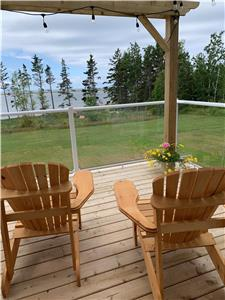 The Bach Waterfront Cottage - Flat River in Eastern PEI