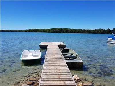 Book your Francis Lake Holiday for summer 2019
