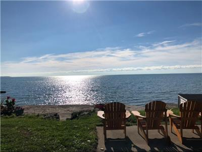 Lake Erie Cottage- Perfect for fishing, ATVing, swimming, and relaxing!