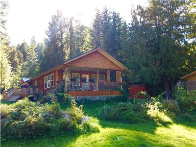 Kootenay Mountain View Rental Cottages FOR SALE