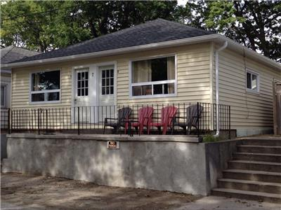 Location location location!! 2 units rent the full duplex steps to the beach and strip!!