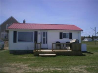 BEACHFRONT in Cote St Anne NB