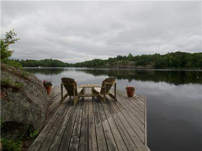 OCR - Osprey Point Cottage (F018) on Pine Lake, Near Gravenhurst, Muskoka, Ontario, Algonquin Park