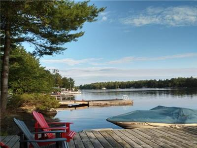 Lake Muskoka Newly Renovated Family Cottage