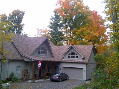 Spectacular 4,000 sq. ft. Executive Waterfront Home in the Heart of Rideau Lakes