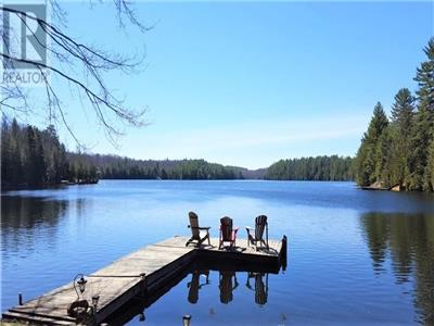 Waterfront cottage - 2 hrs from Toronto near Minden, Free WiFi, Boats included,