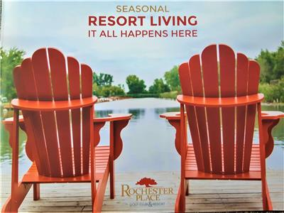 ROCHESTER PLACE RESORT OPEN HOUSE THIS WEEKEND : MID-SUMMER CLEARANCE!!!