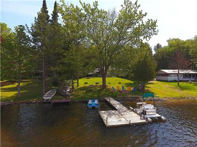 Balsam Lake Brit Bay - Weekly summer rentals only