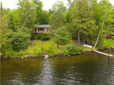 12 Mile Lake Pine Perch - Weekly rentals only! - Unlimited WiFi