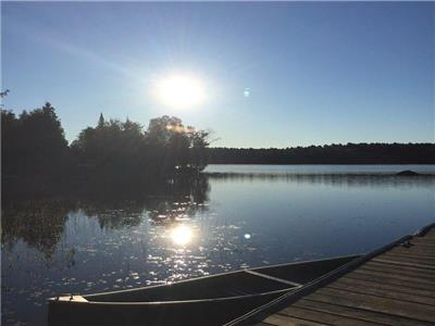 Beautiful 3 Bedroom Cottage Ownership in Muskoka, Private Lake, Not a Timeshare!!