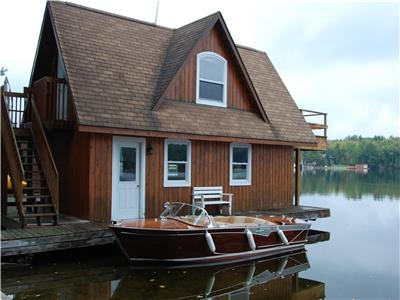 COTTAGE FOR RENT ON LAKE MUSKOKA JULY 22 TO AUGUST 10