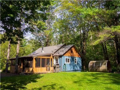 Muskoka Cabin with Cedar Sauna and A-Frame Bunkie - only 1:30 from Toronto!