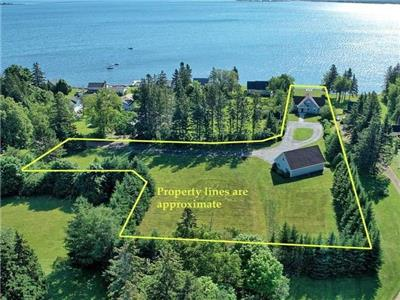 WATERFRONT Cottage / Home - Shediac NB CANADA * $649,900 CAD (MLS# M125613)