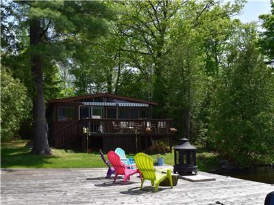 Waterfront Cottage Bobcaygeon Kawarthas
