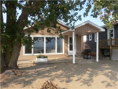 Lake Erie Beach Cottage- Long Point -Rare Opportunity