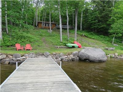 Island View, Lake Front, Great swimming, Fishing off the dock, Barrys Bay
