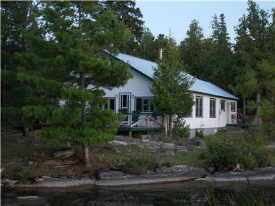 A 73 acre waterfront property on Limerick Lake that is the ultimate in privacy.