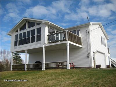 Bouctouche Beachfront Home