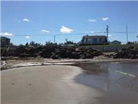 HappyLand directly on private water front sandy beach